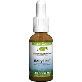 Native Remedies BellyFlat, pour un ventre plat moins stressé!