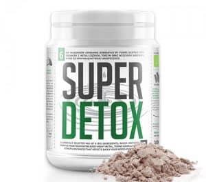 Bio Super Detox Mix, la détox aux algues