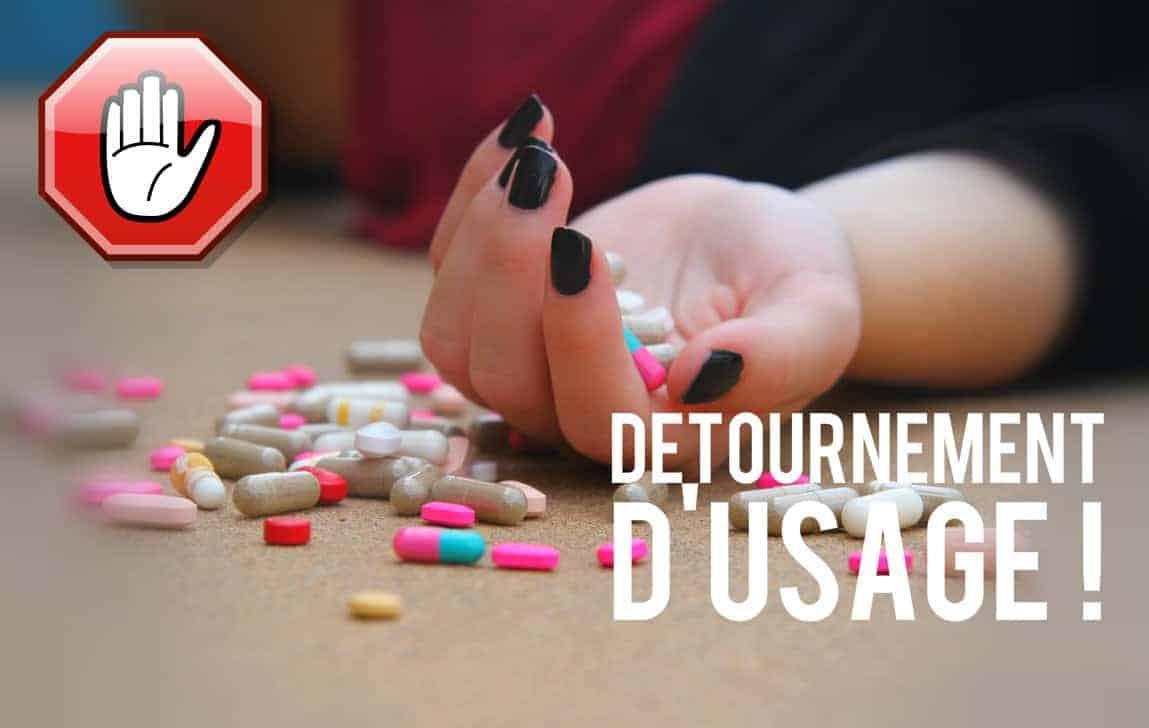 Detournement Usage Medicament Blog
