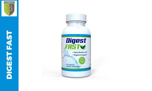 Digest Fast, le nettoyant de côlon de Phen375