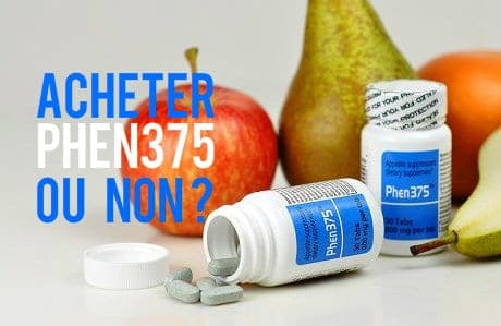 Acheter Phen375 ou non - TesteurPilules.com