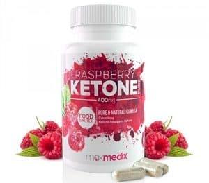 MaxMedix Raspberry Ketone Pure 1200mg, la plus haute dose du marché!