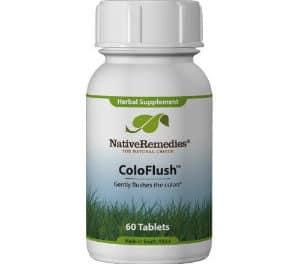 Native Remedies ColoFlush, une détox «amie» de notre côlon!