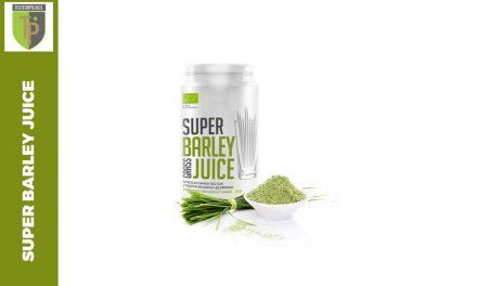 Super Barley Juice, du jus d'herbe d'orge bio pour perdre du poids