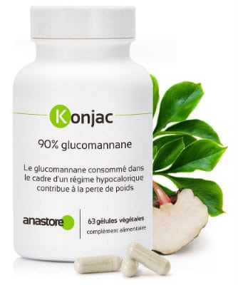 Anastore Konjac Ingredients
