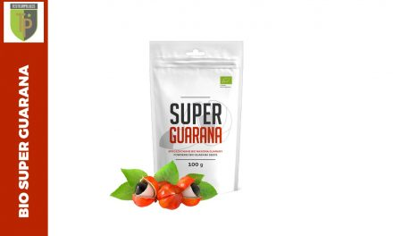 Bio Super Guarana, encore plus de caféine sans café!