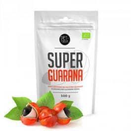 Bio Super Guarana, encore plus de caféine sans café!