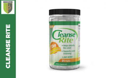 Cleanse Rite, un concentré de laxatifs naturels pour nettoyer votre côlon!