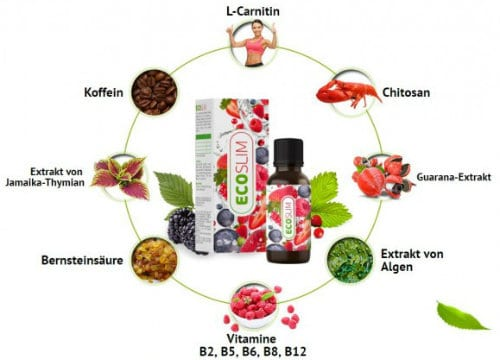 Eco Slim Ingredients 002