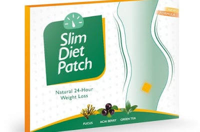Slim Diet Patch, l'alternative à la pilule pour maigrir?