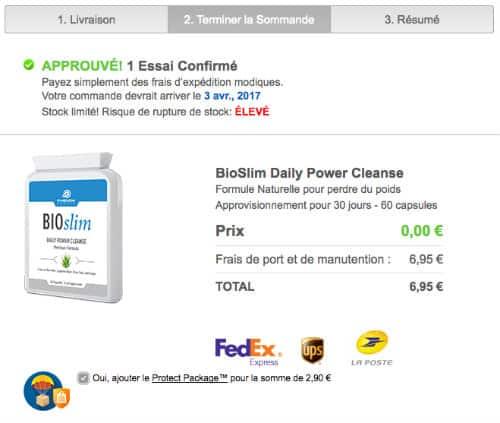 BioSlim Daily Power Cleanse Essai Gratuit