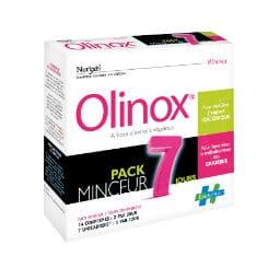 Olinox Pack Minceur 7 jours, une semaine pour perdre 3 kilos!