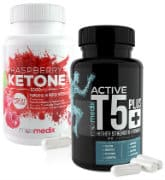 Pack Active T5 Plus et Raspberry Ketone Introduction