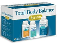 Phenocal Total Body Balance System