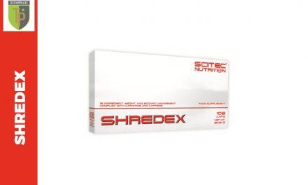 Shredex, un brûle graisse sans synéphrine pour bodybuilders