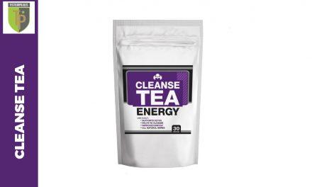 Cleanse Tea, trois herbes combinées pour détoxifier votre corps