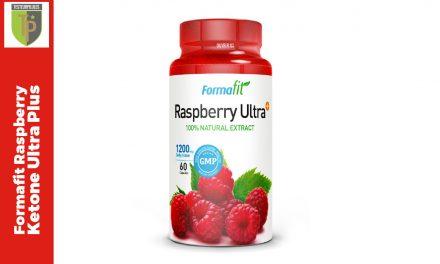 Formafit Raspberry Ketone Ultra Plus, 98% de cétone de framboise pour maigrir!