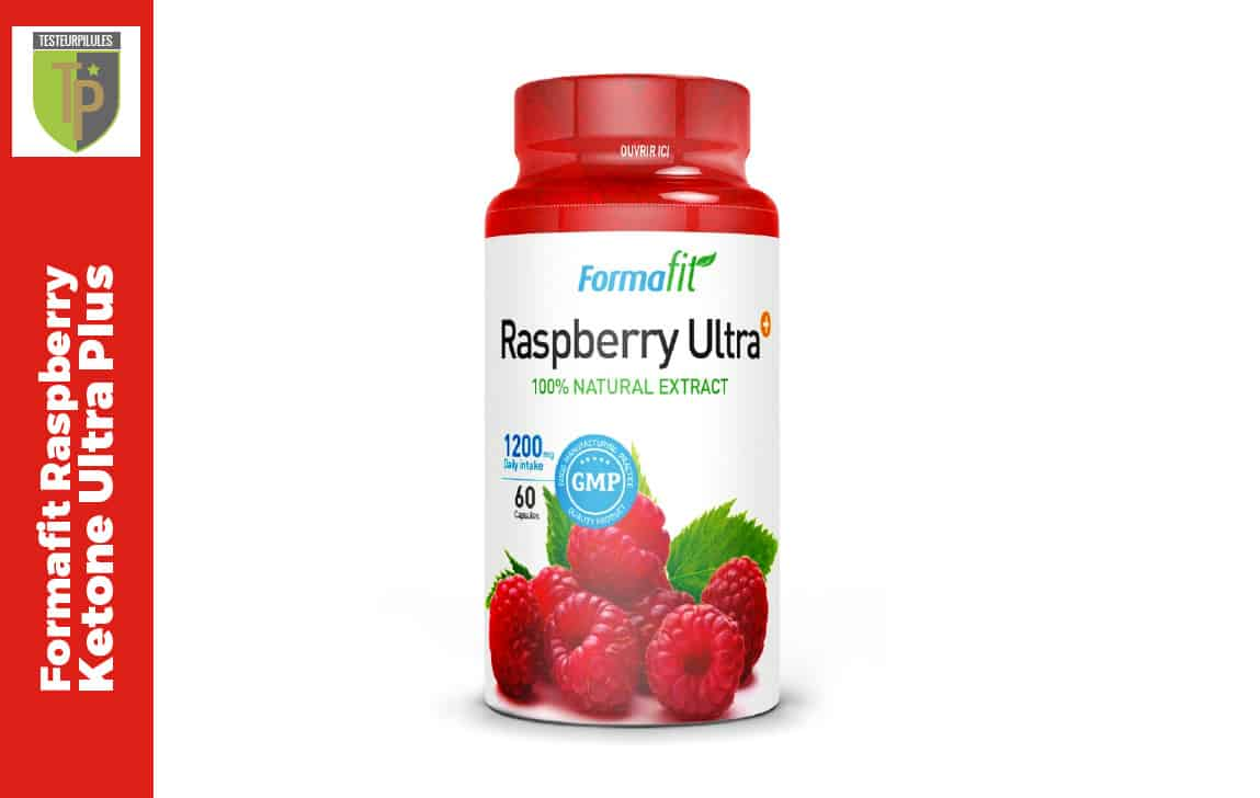 Formafit Raspberry Ketone Ultra Plus Avis et Test