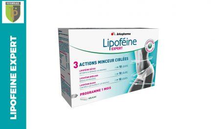 Lipoféine Expert, un programme minceur d'un mois en 3 étapes