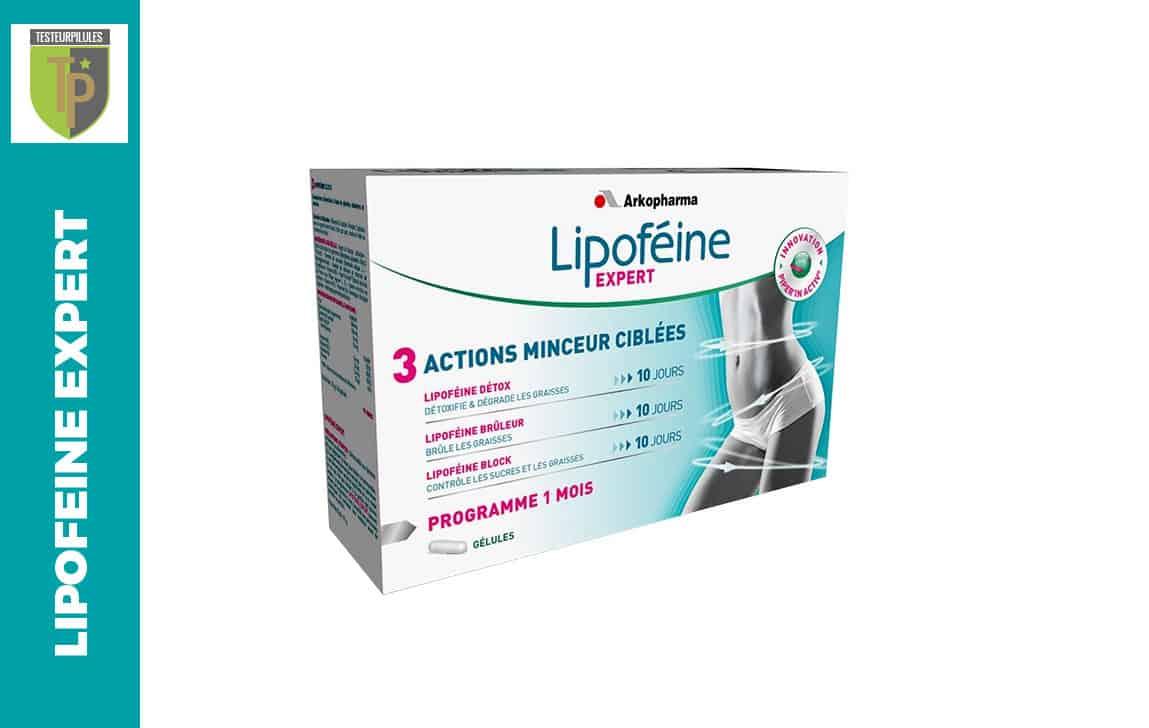 Lipofeine Expert Avis et Test