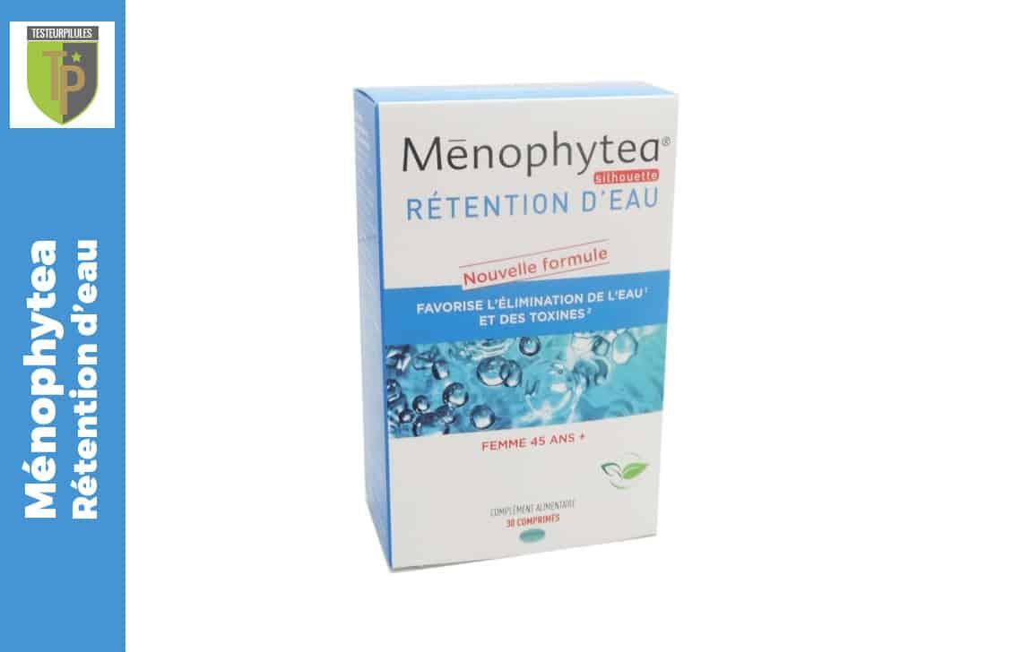 Menophytea retention d eau Avis et Test