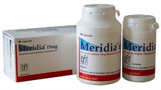 Sibutramine Meridia
