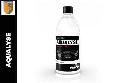 Aqualyse, pas moins de 20 ingrédients dans une même détox