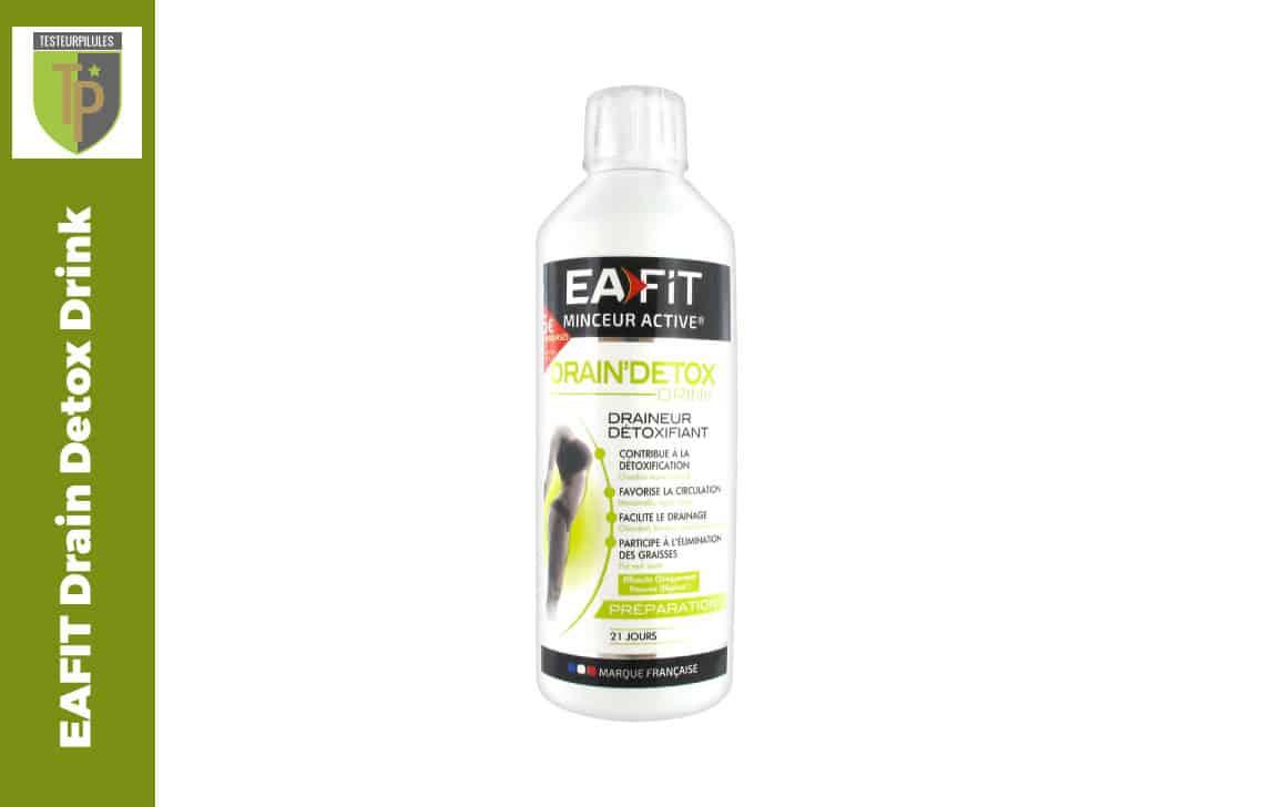 EAFIT Drain Detox Drink Avis