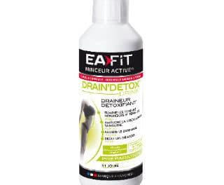 EAFIT Drain Detox Drink, un concentré de 19 plantes!