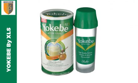 Yokebe By XLS, un shake hypocalorique en guise de repas!