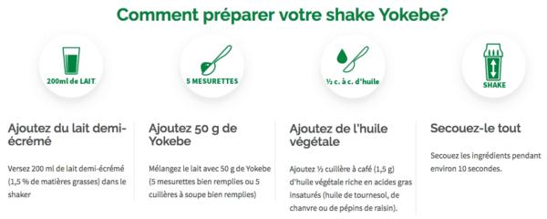 Yokebe By XLS Preparation