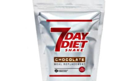 7 Day Diet Shake, un substitut protéiné et hypocalorique pour vos repas!
