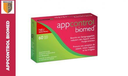 AppControl Biomed, le ballon gastrique aux fibres de konjac