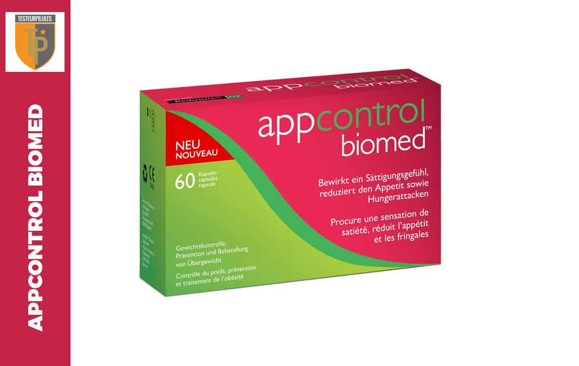 AppControl Biomed Avis et Test
