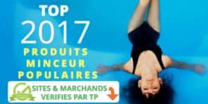 Meilleures produits minceur 2017