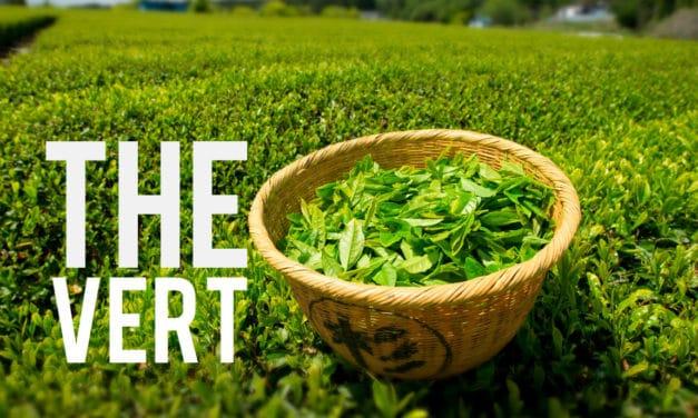 Thé vert, la boisson exotique aux vertus thérapeutiques!