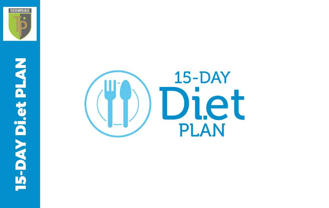 15 Day Diet Plan Avis et Test