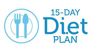 Di-et 15 Day Diet Plan Logo