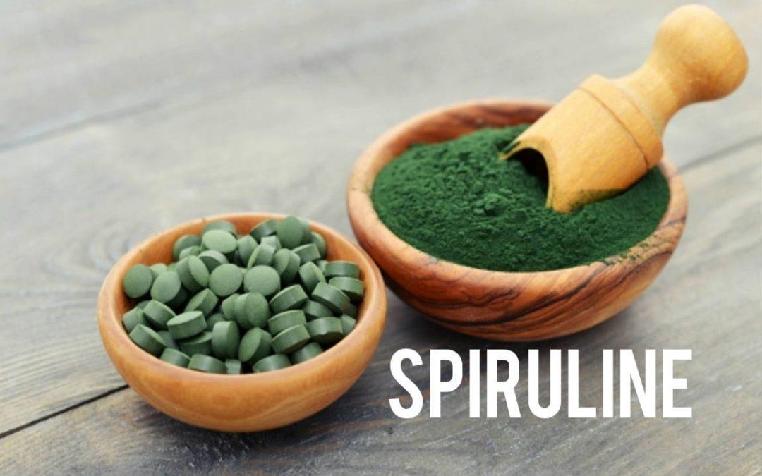 Spiruline, source alternative naturelle aux apports nutritifs essentiels!