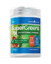Super Greens Powder Flacon