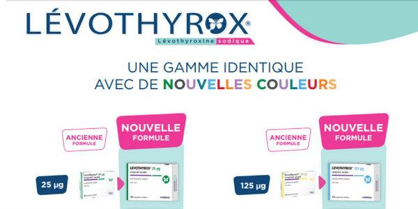 Levothyrox nouvelle formule