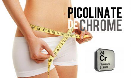 Picolinate de chrome, l'ingrédient minceur passe-partout!