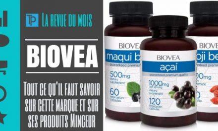 La Revue TP du mois : Biovea