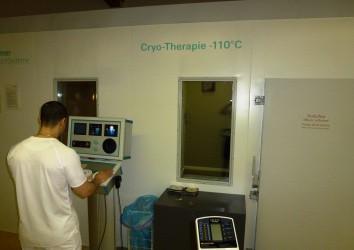 Chambre de Cryo Therapie Wikipedia