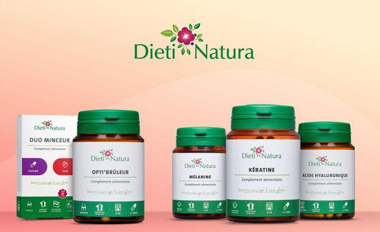 Dieti Natura Rapport et avis - TesteurPilules.com