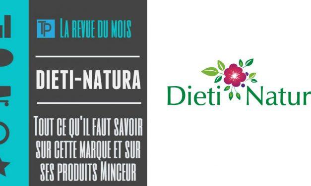 Revue TP du Mois: Dieti Natura