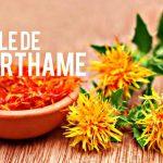L'huile de carthame, un corps gras sain et utile à la santé