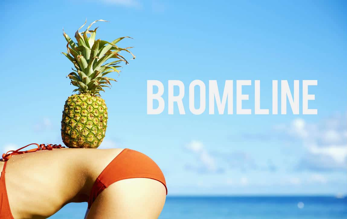 Broméline Enzyme Issue de l'Ananas