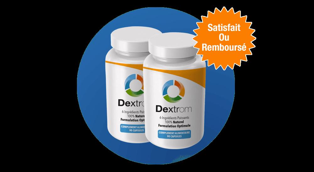 Dextrom Pack 2 mois