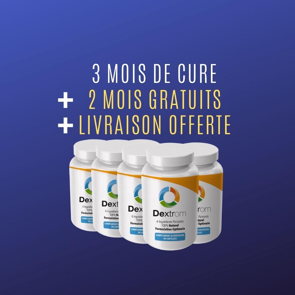 Dextrom cure Detox complète